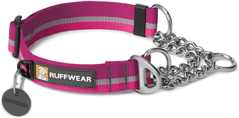 Ruffwear Chain Reaction Dog Collar, Purple Dusk, Small