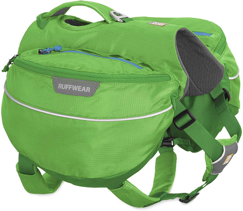 Ruffwear Approach Dog Pack, Meadow Green, Small