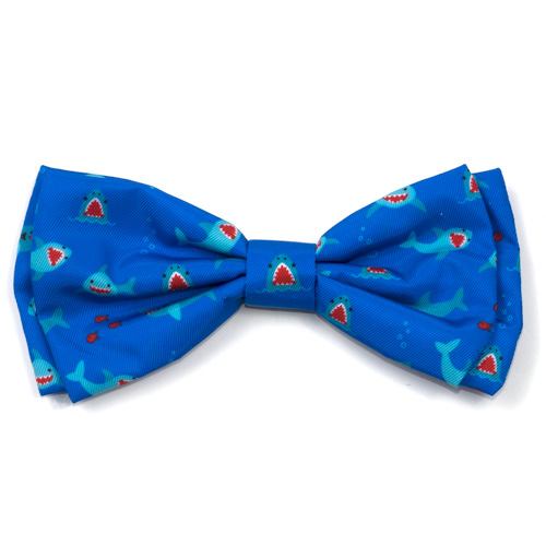 The Worthy Dog Bow Tie, Chomp, Large
