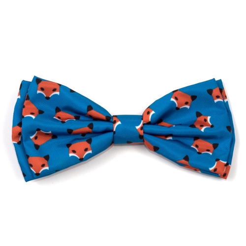 The Worthy Dog Bow Tie, Foxy, Large