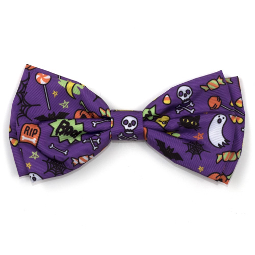 The Worthy Dog Bow Tie, Fright Night, Large