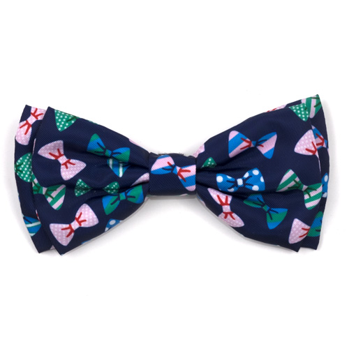 The Worthy Dog Bow Tie, Bow Ties Pattern, Large