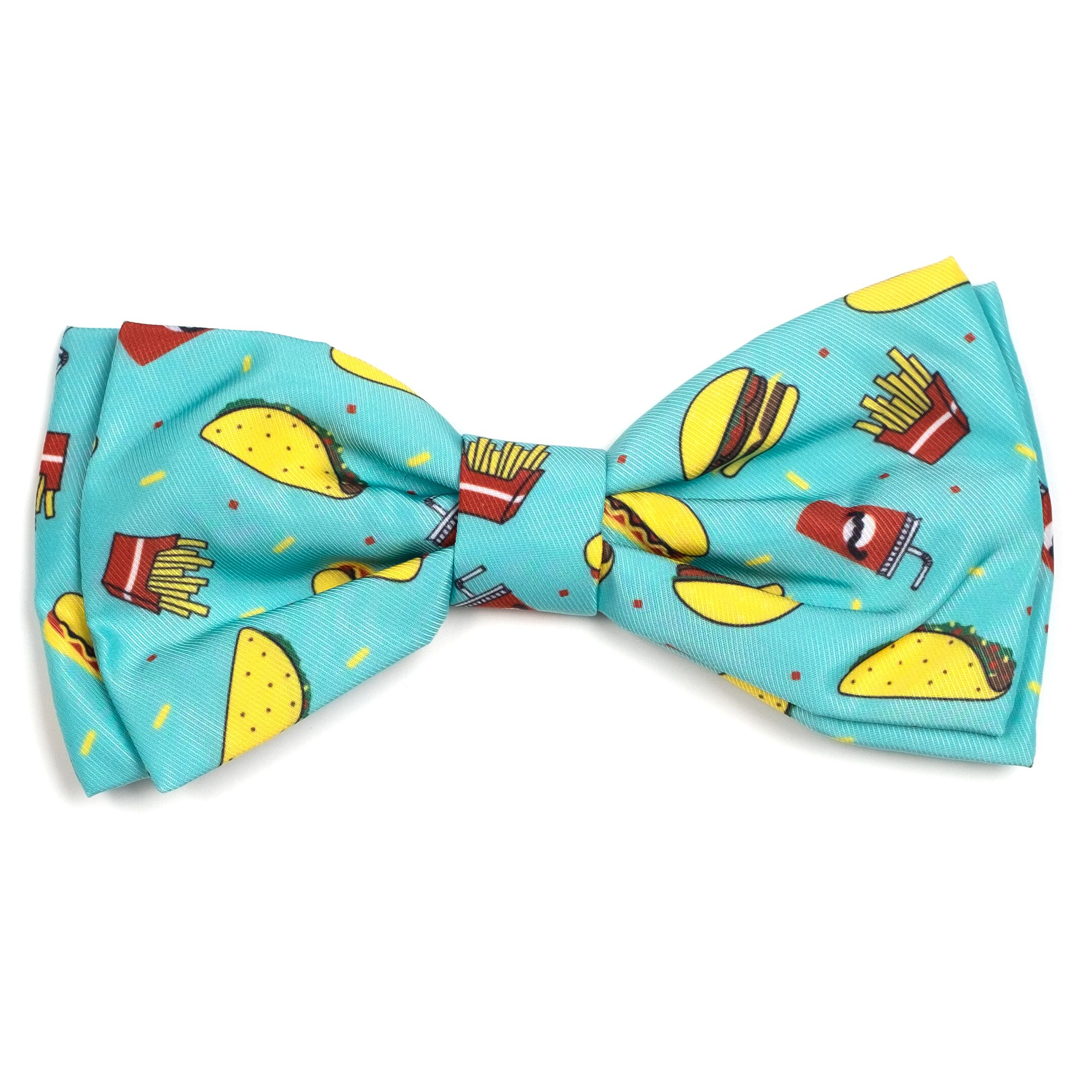 The Worthy Dog Bow Tie, Food Fest, Large