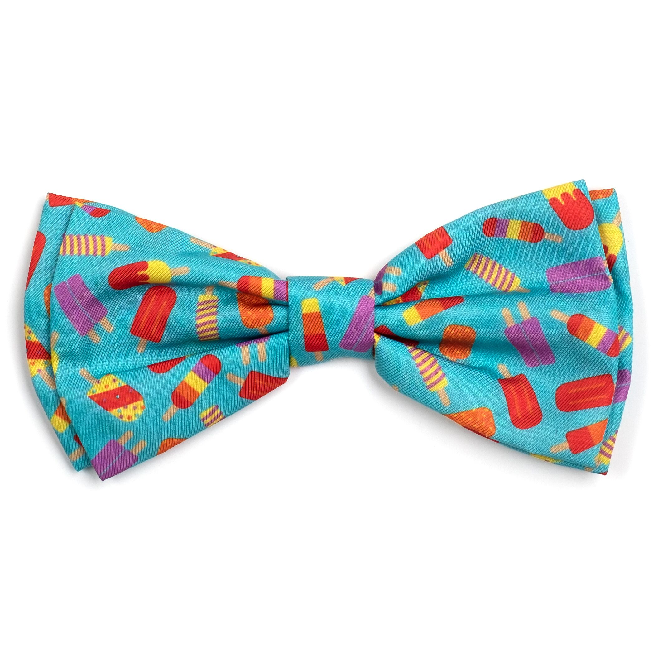 The Worthy Dog Bow Tie, Popsicles, Small