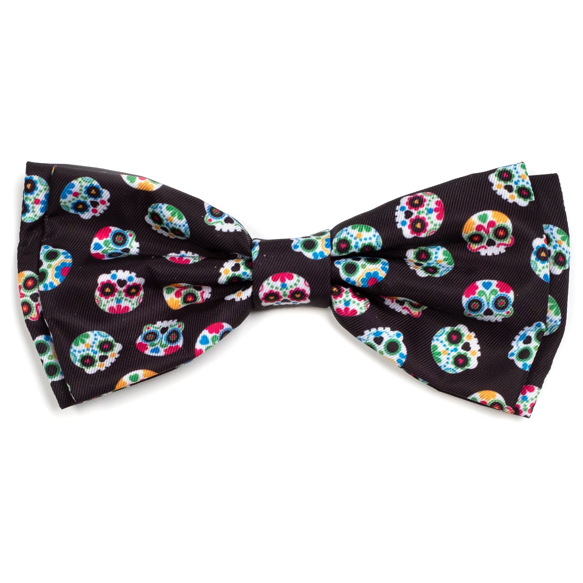 The Worthy Dog Bow Tie, Skeletons, Large