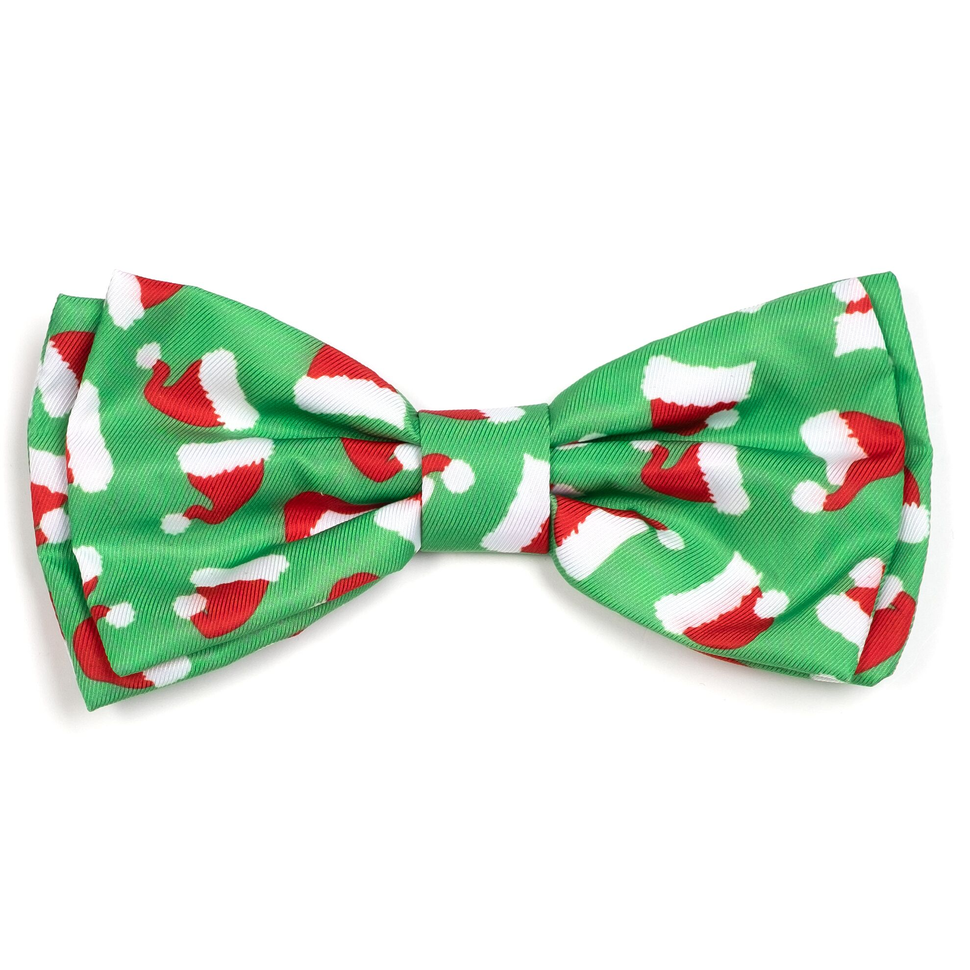 The Worthy Dog Bow Tie, Santa Hats, Large