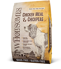 SPORTMiX Wholesomes Chicken Meal & Chickpea Formula Grain-Free Dry Dog Food, 35-lb bag