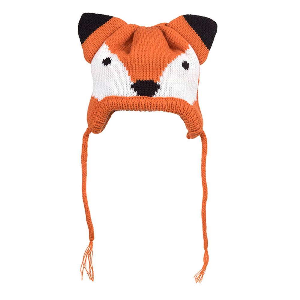 The Worthy Dog Hat, Fox, Medium