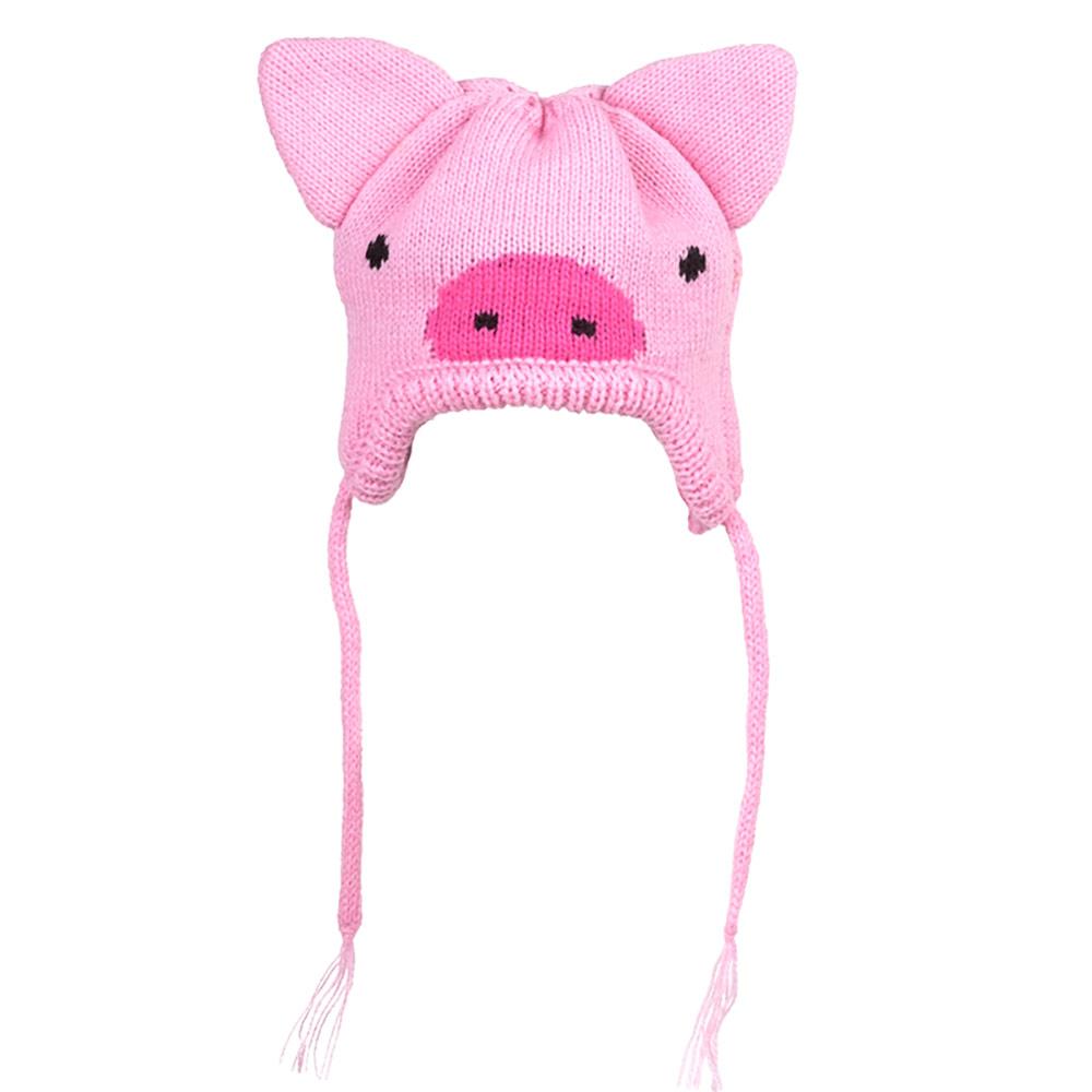 The Worthy Dog Hat, Pig, Large