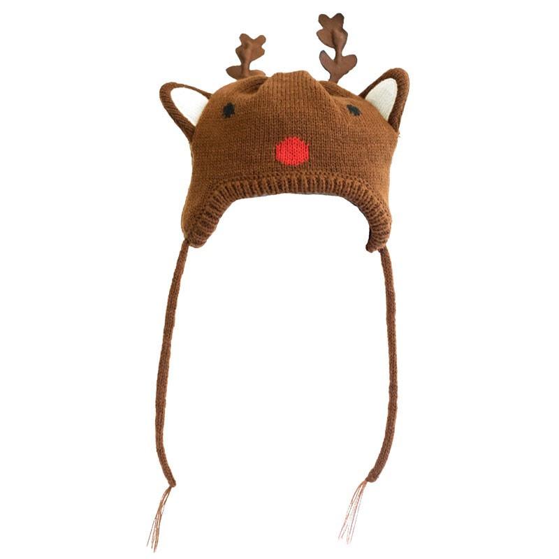 The Worthy Dog Hat, Reindeer, Large