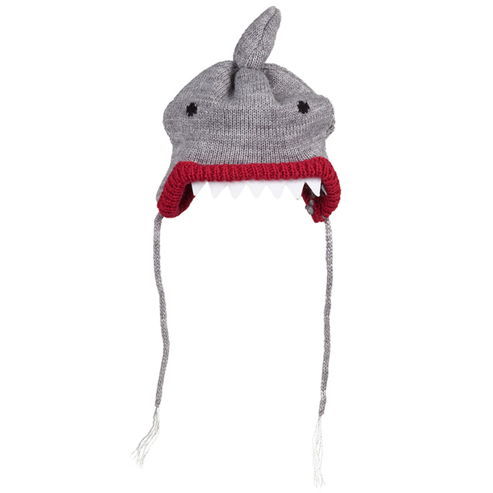 The Worthy Dog Hat, Shark, Small