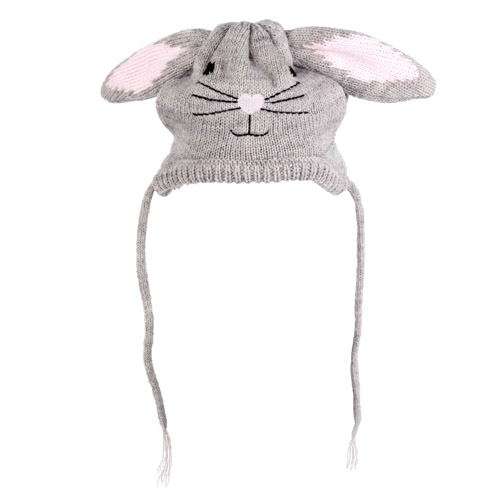 The Worthy Dog Hat, Bunny, Medium