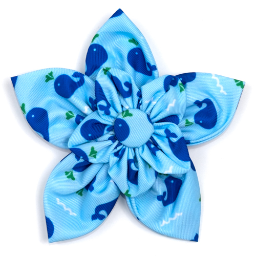 The Worthy Dog Collar Flower, Squirt, Small