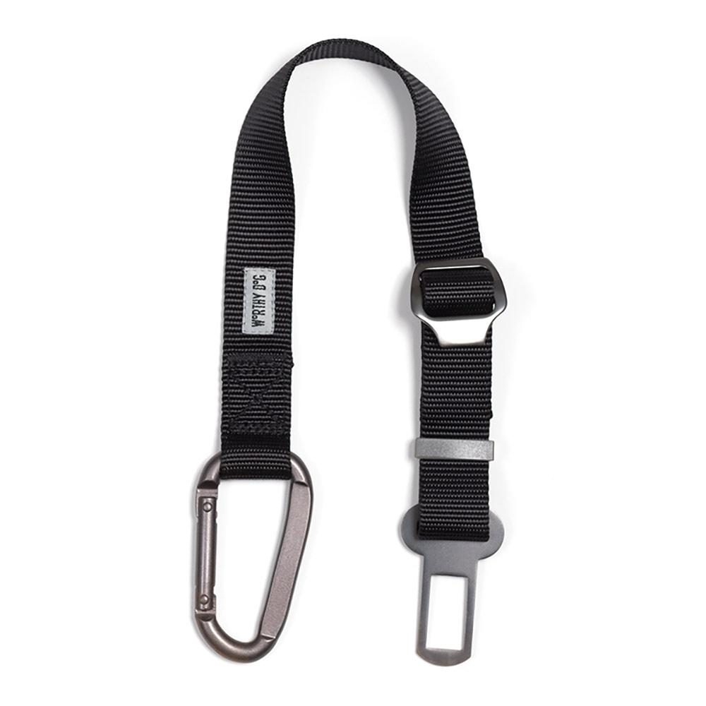 The Worthy Dog Safety Seat Belt Attachment