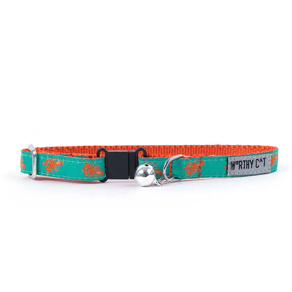 The Worthy Dog Cat Collar, Lobsters