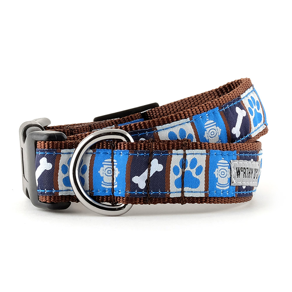 The Worthy Dog Collar, A Dog's Life, X-Small