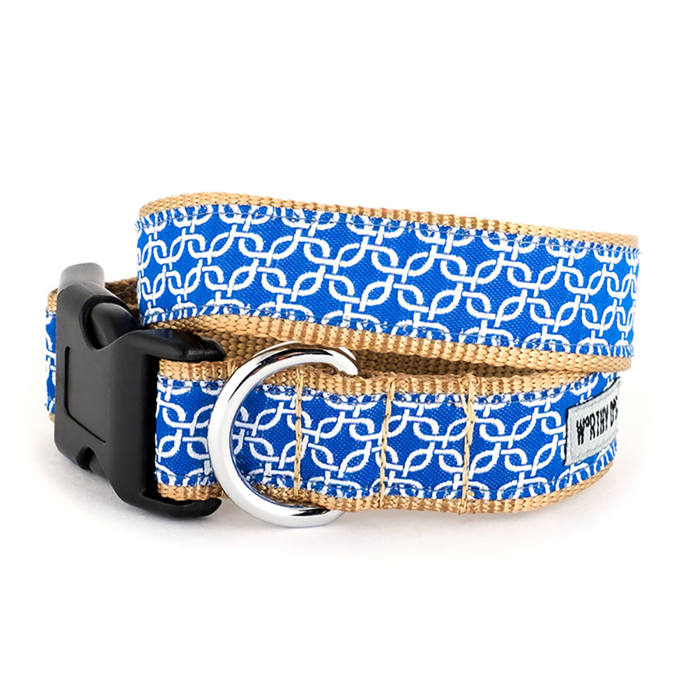 The Worthy Dog Collar, Links, Medium