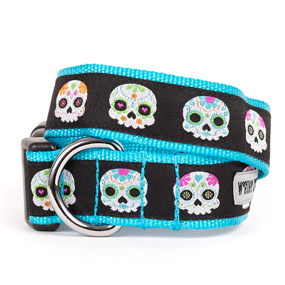 The Worthy Dog Collar, Skeletons, X-Large