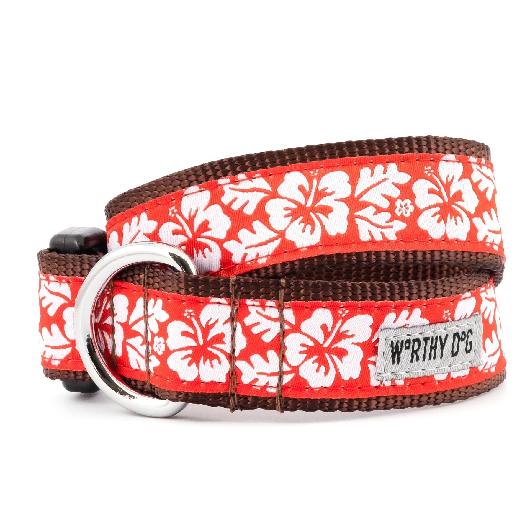 The Worthy Dog Collar, Aloha, Small