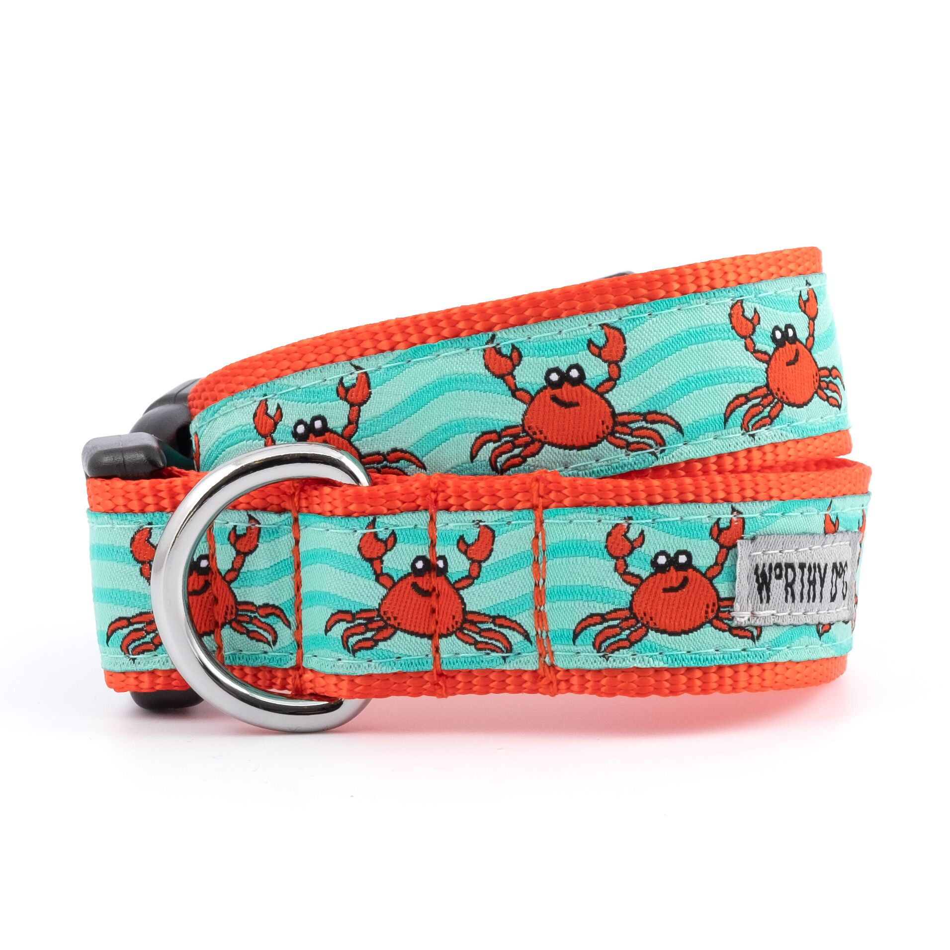The Worthy Dog Collar, Crabs, Small