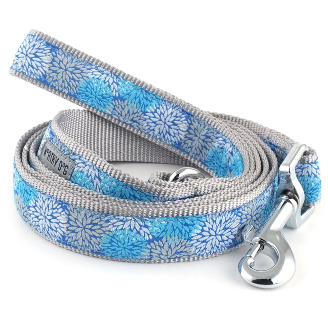 The Worthy Dog Leash, Mum's the Word, Small (5/8-in)