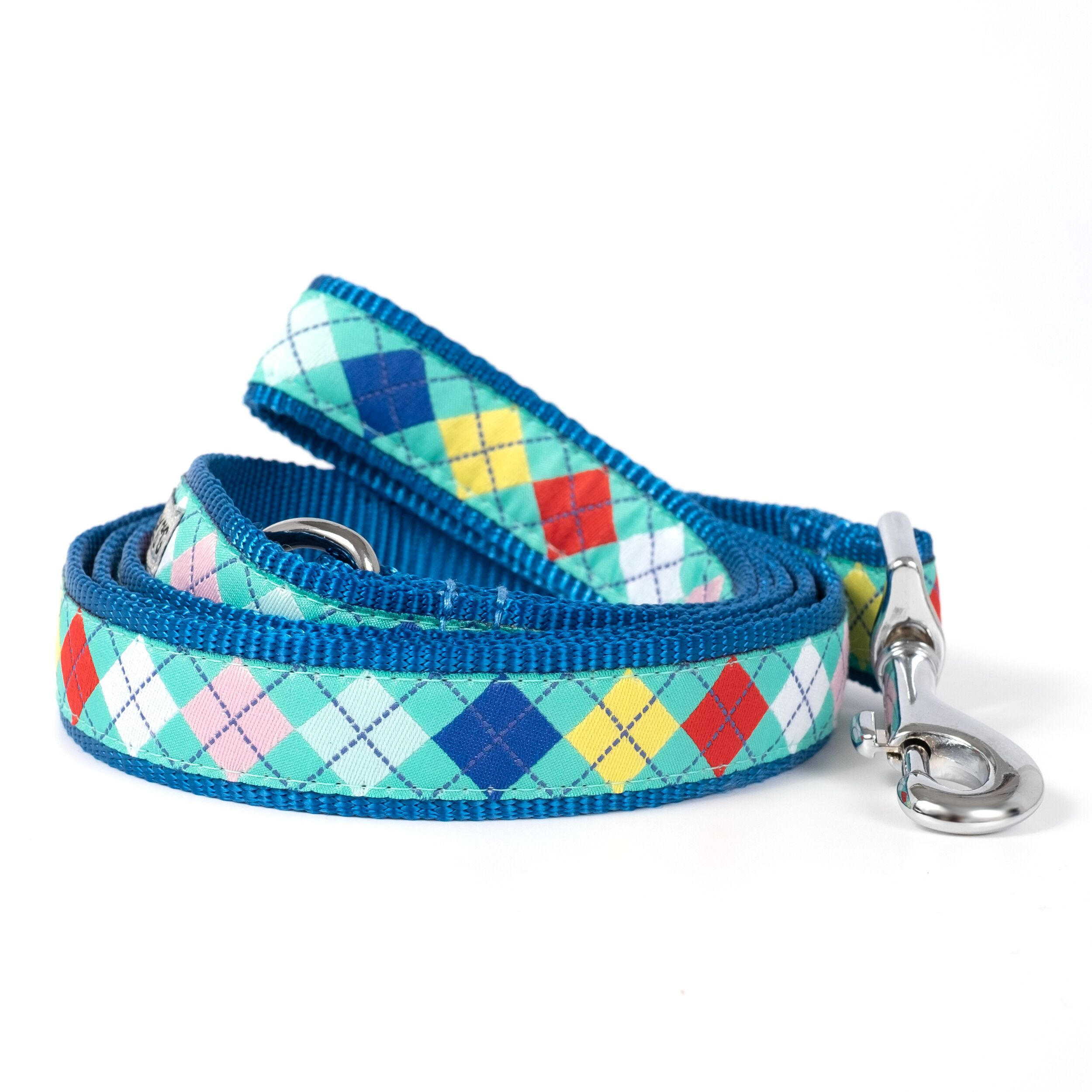 The Worthy Dog Leash, Haberdashery, Large (1-in)