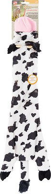 Ethical Pet Skinneeez Crinklers Cow Dog Toy