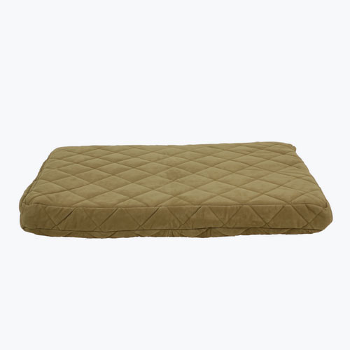 Carolina Pet Company Protector Pad Quilted Orthopedic Jamison Dog Bed, Sage, 30-in x 42-in
