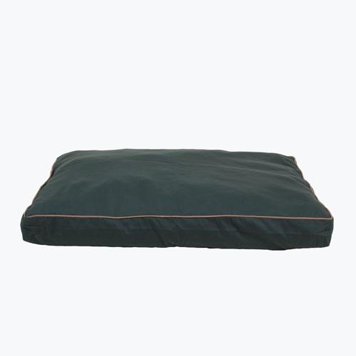 Carolina Pet Company Jamison Indoor & Outdoor Dog Bed, Green, 26-in x 36-in x 4-in