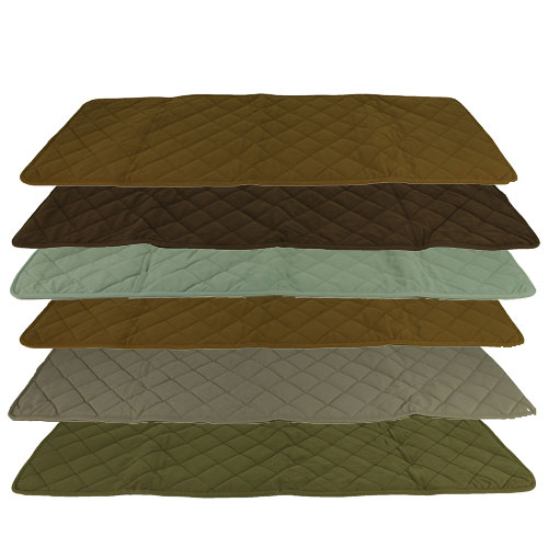 Carolina Pet Company Quilted Bed Scarf, Sage