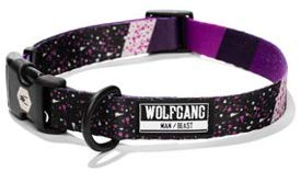 Wolfgang Sneakfreak Dog Collar, Large (1-in x 18-26-in)