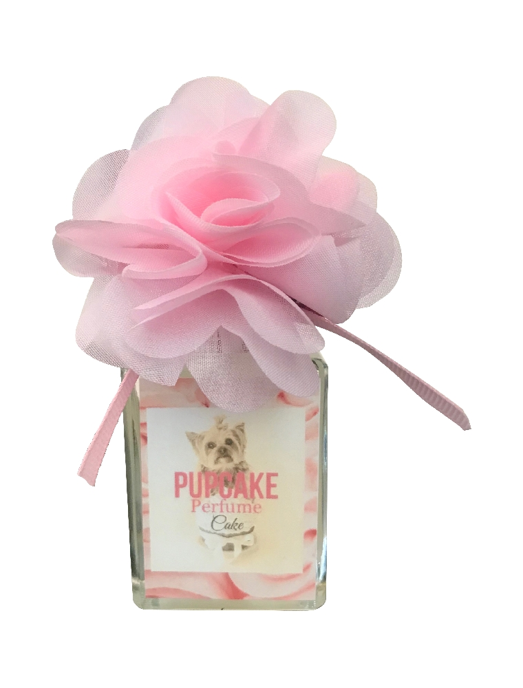 The Dog Squad Pupcake Perfume, Cake