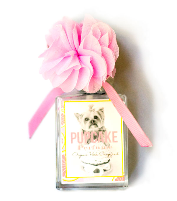 The Dog Squad Pupcake Perfume, Organic Pink Grapefruit