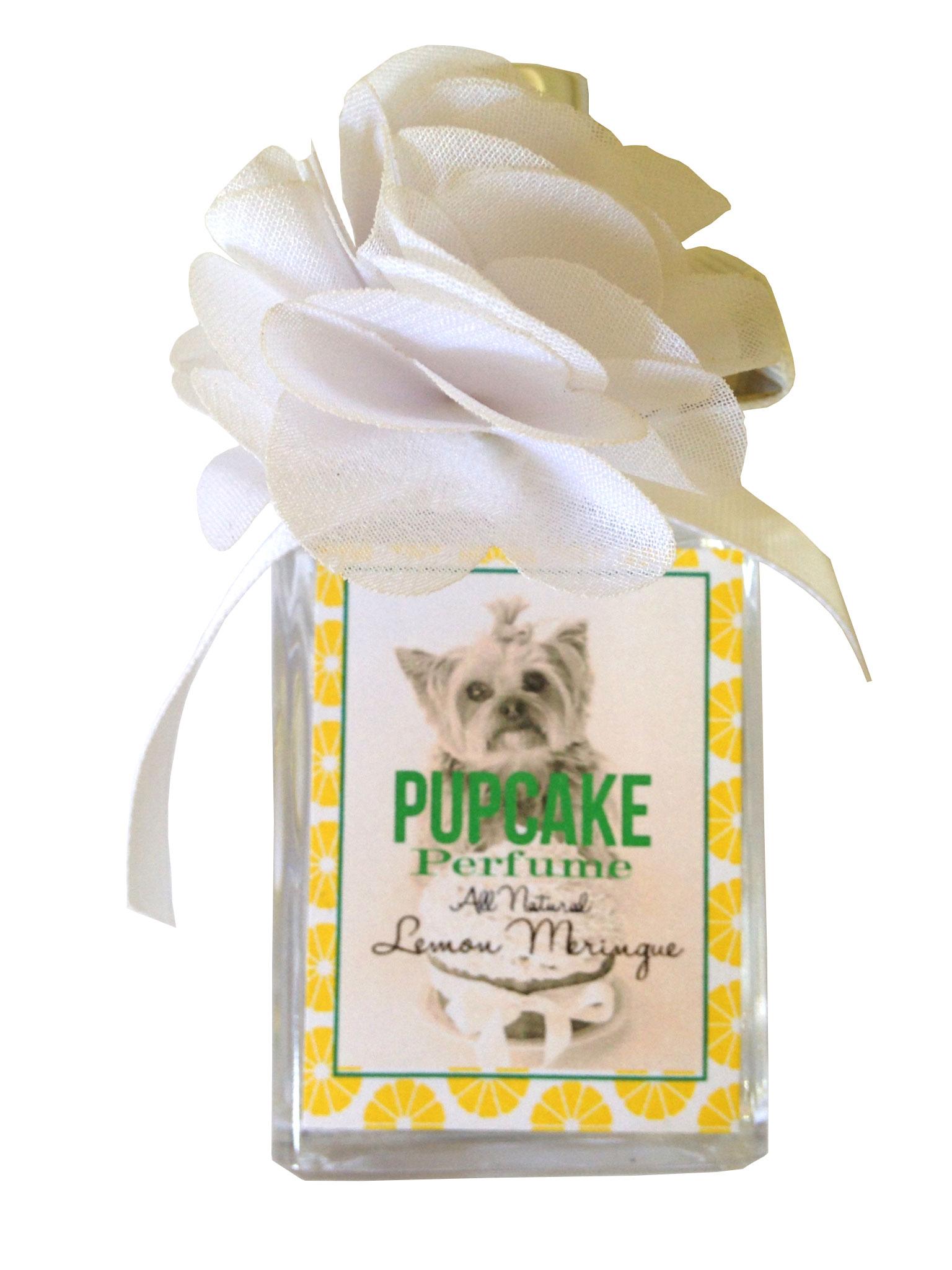 The Dog Squad Pupcake Perfume, Lemon Meringue