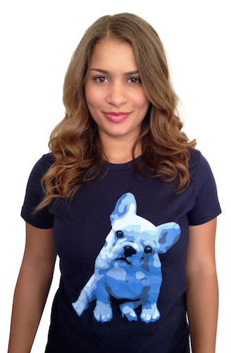 The Dog Squad T-Shirt for Humans, Frenchie