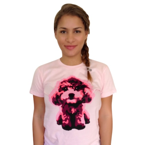 The Dog Squad T-Shirt for Humans, Toy Poodle