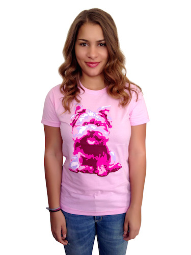 The Dog Squad T-Shirt for Humans, Yorkie