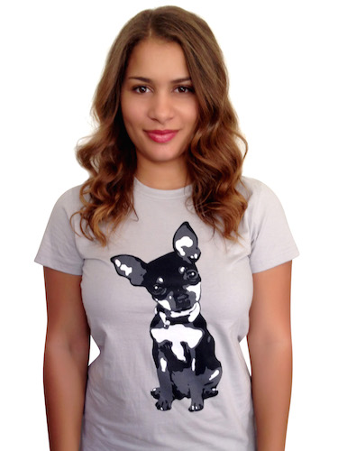 The Dog Squad T-Shirt for Humans, Chiwowow