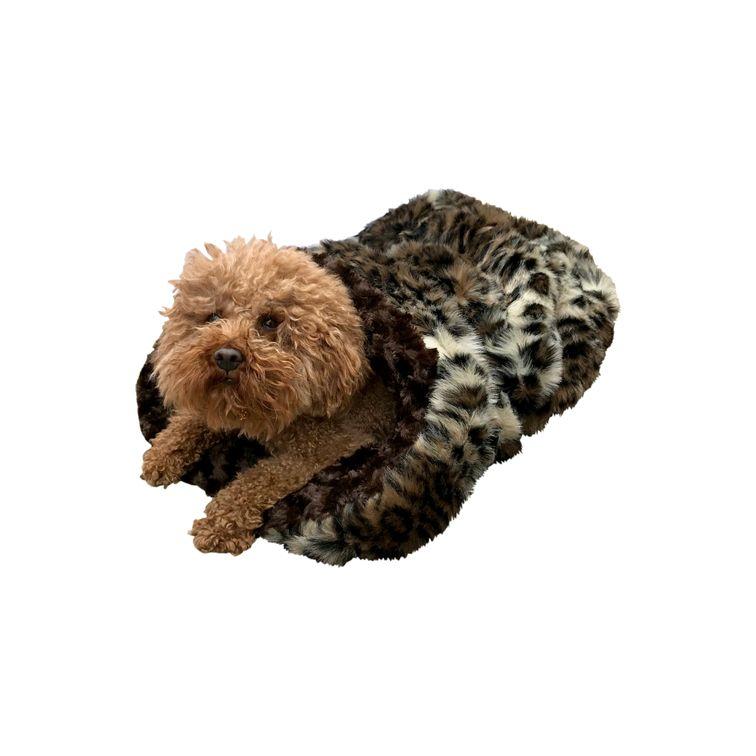 The Dog Squad Cozy Sak Plush Dog Bed, Animal