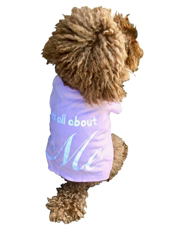 The Dog Squad T-Shirt, Its All About Me, Medium