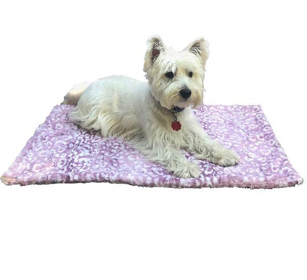The Dog Squad Blanket, Ocelot Elderberry, Small