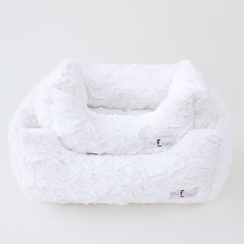 Hello Doggie Bella Dog Bed, Heaven, Large