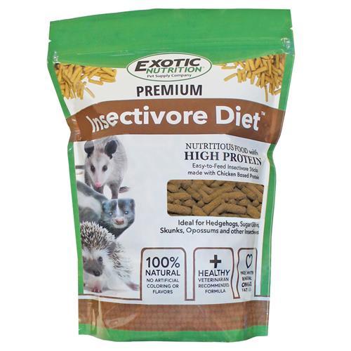 Exotic Nutrition Premium Insectivore Diet, 1.25-lb