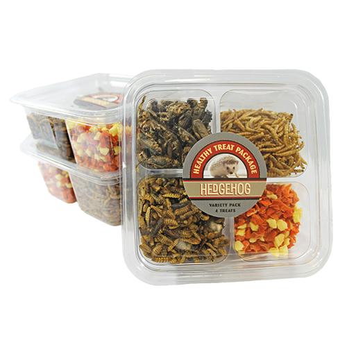 Exotic Nutrition Variety Pack Hedgehog Treats