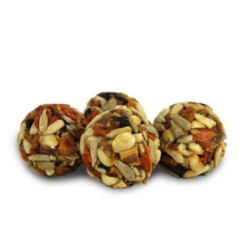 Exotic Nutrition Yum Balls! Munchies for Small Rodents