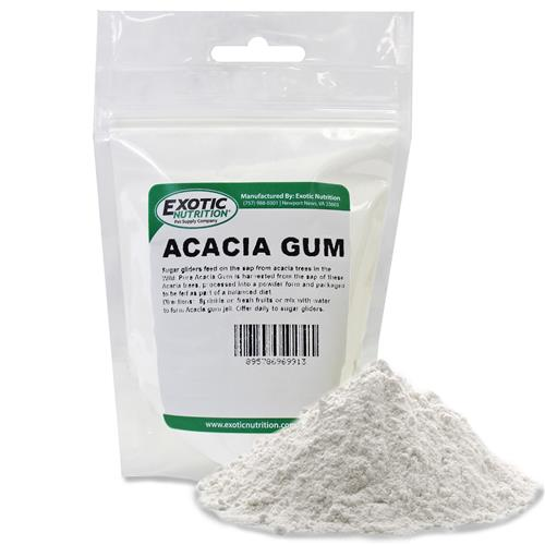 Exotic Nutrition Acacia Gum Sugar Glider Treats, 1-oz