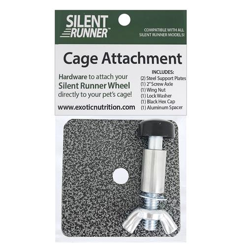 Exotic Nutrition Silent Runner Cage Attachment