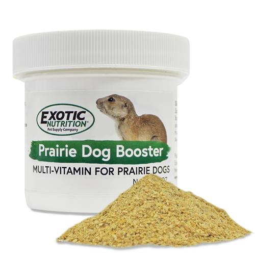 Exotic Nutrition Booster Prairie Dog Supplement, 2-oz