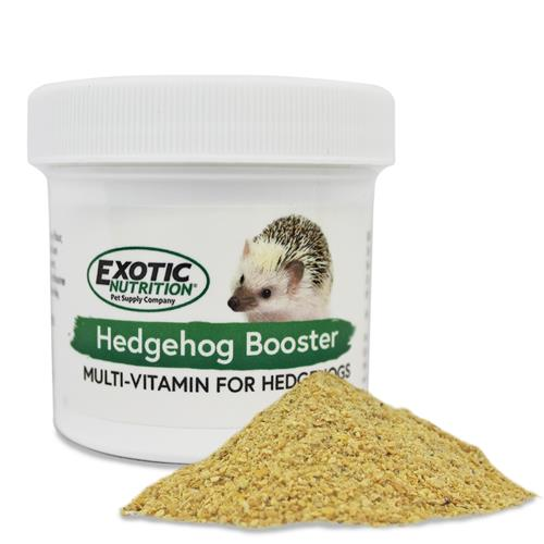 Exotic Nutrition Booster Hedgehog Supplement, 2-oz