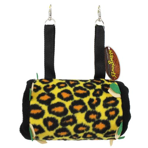 Exotic Nutrition Jungle Tunnel for Small Animals, Leopard